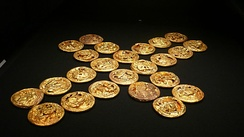Gold Coins of the Eastern Han Dynasty