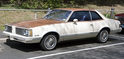 1980 Pontiac Grand Le Mans coupe