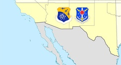 26th Air Division/Southwest Air Defense Sector AOR, 1979-1990