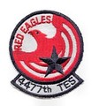 4477th TES Enlisted patch