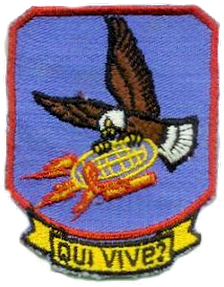 Emblem of the 765th Radar Squadron