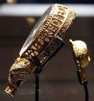The Alfred Jewel (9th century)