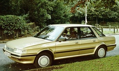 Montego, launched in 1984