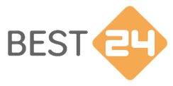 Best 24 logo used from 2009 until 2014.