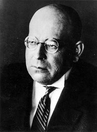Oswald Spengler, a philosopher of history