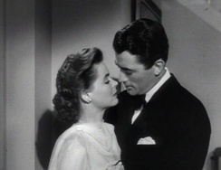 Dorothy McGuire and Gregory Peck