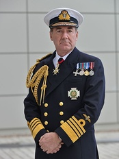 Admiral Sir George Zambellas KCB (military division)