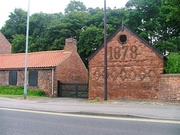 Former blacksmiths on Acklam Road