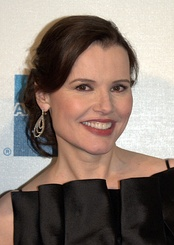 Geena Davis, Best Actress in a Television Series – Drama winner
