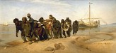 Barge Haulers on the Volga, 1870-73