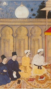 Jesuits at Akbar's court in India, c. 1605