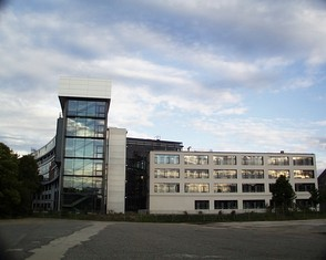The Max Planck Institute for Evolutionary Anthropology, in Leipzig, Germany.