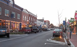 Second Street in downtown Lewes in 2006