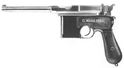 An early C96 prototype