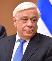 Prokopis Pavlopoulos, Head of State since 2015