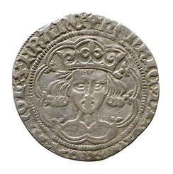 Silver groat of Henry VI, York Museums Trust