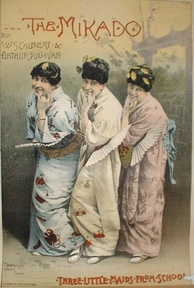 The Mikado (Lithograph)