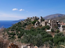 Towerhouses of Mani peninsula