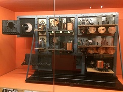 The first workable unit built by Robert Watson-Watt and his team