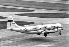 109th MAS C-97G 53-348, about 1966