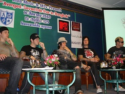 Avenged Sevenfold in 2007