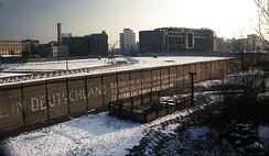 East Germany erected the Berlin Wall to prevent emigration westward