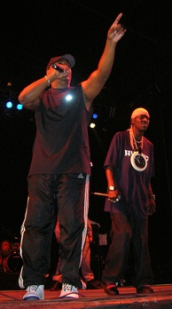 Public Enemy in 2006.