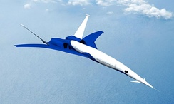Boeing concept presented to NASA Aeronautics Research Mission Directorate in April 2010