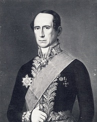 Count Carl Gustaf Mannerheim (1797–1854), the governor of the Vyborg Province, entomologist and the grandfather of Baron C. G. E. Mannerheim