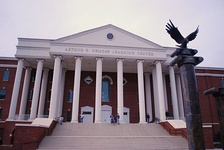 DeMoss Learning Center at Liberty University