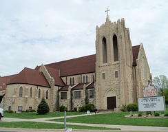 East Side Lutheran Church in Sioux Falls