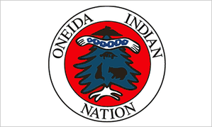 Flag of Oneida Indian Nation of New York