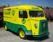 A BP truck from 1967