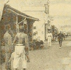 Malacca business street, 1912