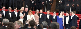 Cast and crew at the 2009 Cannes Film Festival