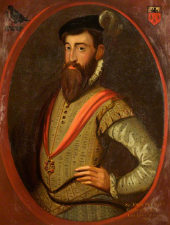 Rossa Buidhe surrendered Airgíalla to Lord Deputy, John Perrot.