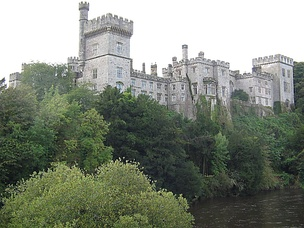 Lismore Castle, County Waterford, acquired by Boyle and turned from a fortress into a stately home
