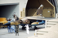 Qatari Air Force Mirage F1EDA
