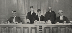 The Joint Court in 1914