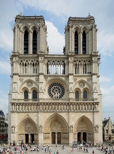Notre-Dame Cathedral (12 million visitors in 2017)