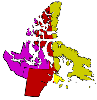 Time in Nunavut      Standard  DST       UTC−05:00  UTC−04:00  Eastern Time     UTC−05:00 (year round)  Eastern Time     UTC−06:00  UTC−05:00  Central Time     UTC−07:00  UTC−06:00  Mountain Time