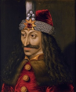 Portrait of Vlad (Dracula) the Impaler, Prince of Wallachia, 1460