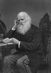William Cullen Bryant, the Post's most famous 19th-century editor