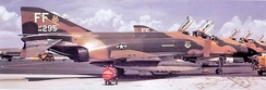 94th Tactical Fighter Squadron McDonnell F-4E[note 4]
