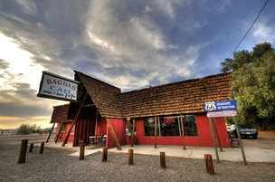 Bagdad Cafe, Newberry Springs