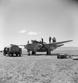 Douglas Boston - Algeria - Royal Air Force Operations in the Middle East and North Africa, 1939-1943. CNA578.jpg