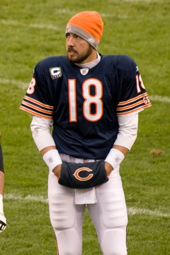 Kyle Orton started 15 games in 2008