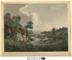 Newcastle Emlyn, 1804