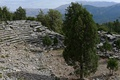 Ancient Greek theater at Oinoanda.