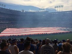 Game 1 of the 2014 NLDS